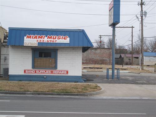 Small Business Location Route 66 : Miami : Ottawa County : Oklahoma