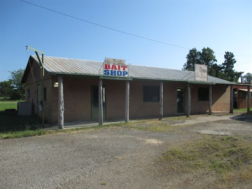 Restaurant For Sale in Sawyer, OK : Sawyer : Choctaw County : Oklahoma