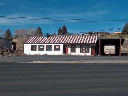 Burns, Commercial Building, Great : Burns : Harney County : Oregon