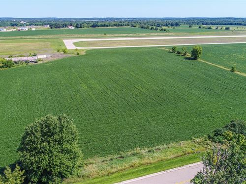 Acreage Visibility From US Hwy 10 : Waupaca : Wisconsin