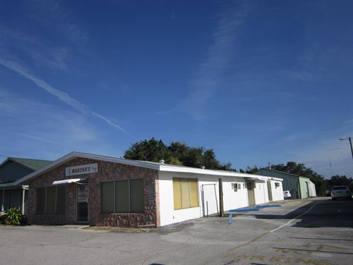 Lake Wales FL Commercial Bldg : Lake Wales : Polk County : Florida