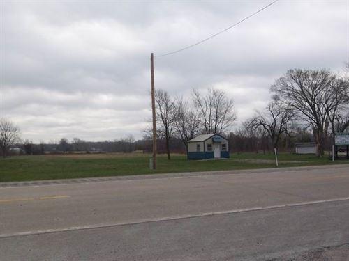 1.49, Acre Commercial Building Site : El Dorado Springs : Cedar County : Missouri