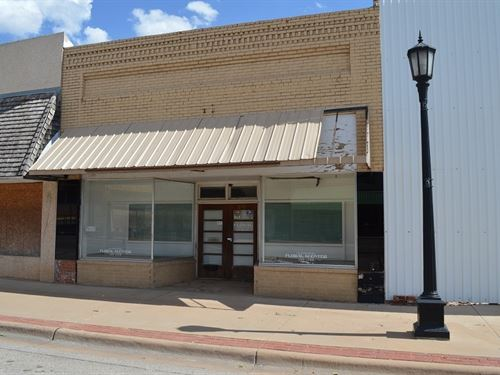 Building Burkburnett Texas Wichita : Burkburnett : Wichita County : Texas