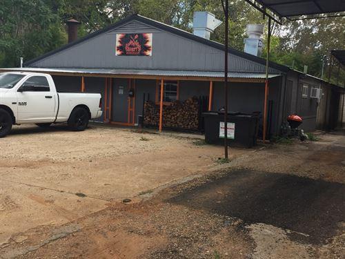 Rusk, TX Commercial Building : Rusk : Cherokee County : Texas