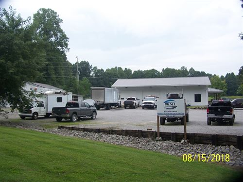 Commercial Bldg.S & Mobile Home : Russell Springs : Russell County : Kentucky