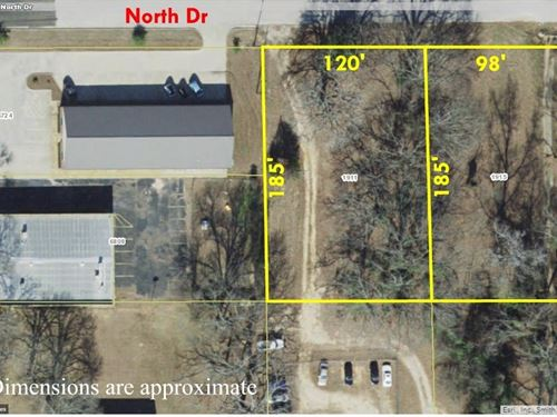 Great Commercial Land Lots Growing : Tyler : Smith County : Texas