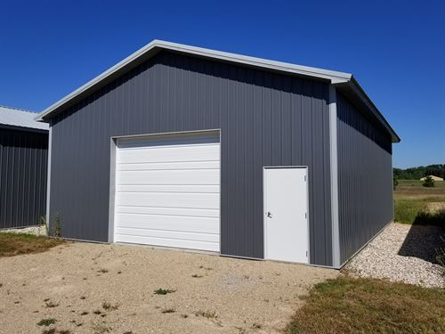 Storage Building in Waupaca, WI : Waupaca : Wisconsin