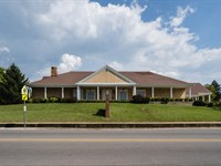 Commercial Building, 1.1 Acre M/L : Mountain View : Howell County : Missouri