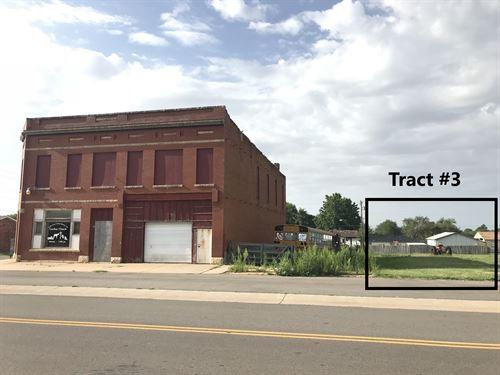 Commercial Building & Lot, Arapaho : Arapaho : Custer County : Oklahoma
