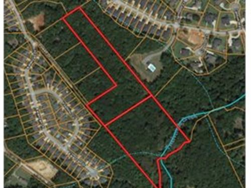 Undeveloped Acreage, Lexington : Lexington : South Carolina