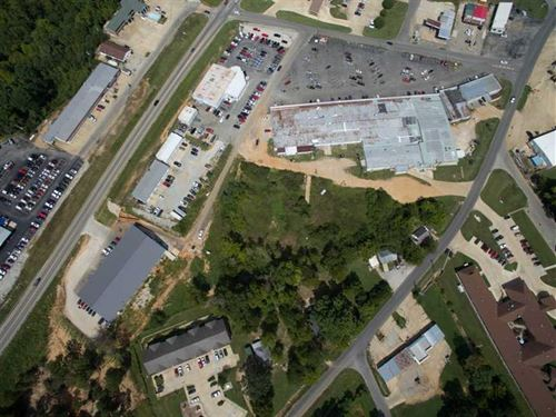 Commercial Investment 2 Acre Parce : Doniphan : Ripley County : Missouri