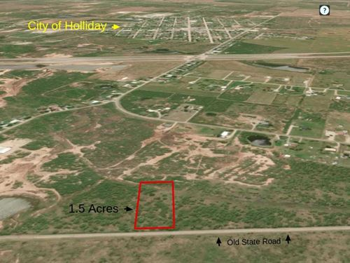 55 Percent Discount On Land In Tx : Wichita Falls : Archer County : Texas