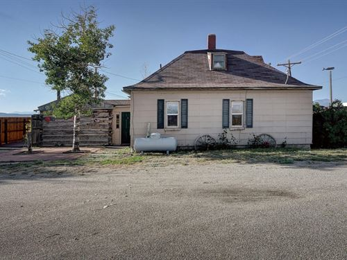 4547291, A Charming & Rustic : Nathrop : Chaffee County : Colorado