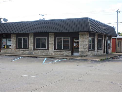 Greenville Missouri Commercial : Greenville : Wayne County : Missouri