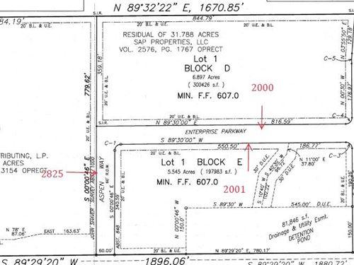 Commercial Property, Grove : Waxahachie : Ellis County : Texas
