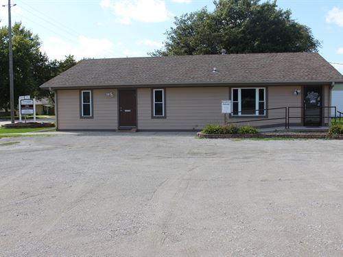 Treynor Iowa Commercial Property : Treynor : Pottawattamie County : Iowa