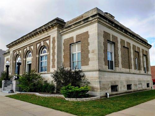 Sealed Bid Auction, Historic Post : Newton : Harvey County : Kansas