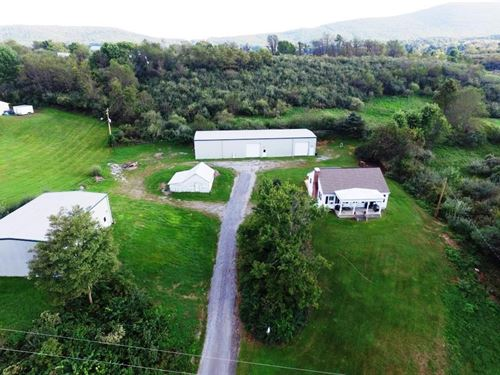 Income Producing Property Along 2 : Wytheville : Wythe County : Virginia