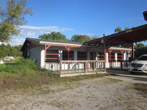 Commercial Property Mountain Home : Mountain Home : Baxter County : Arkansas