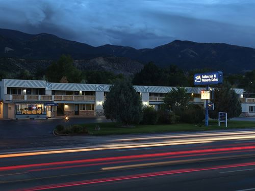 Motel/Hotel, Possible 1031 Exchange : Salida : Chaffee County : Colorado