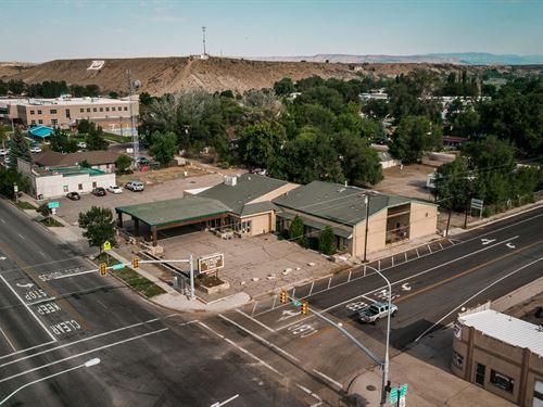 Motel Property/Redevelopment : Duchesne : Utah