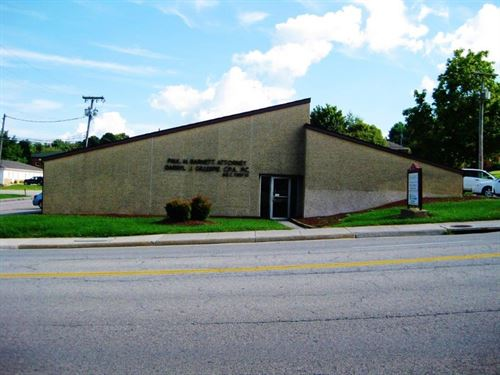 Commercial Office Building : Christiansburg : Montgomery County : Virginia