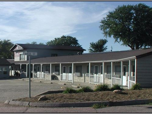 Iowa Motel For Sale : Moville : Woodbury County : Iowa