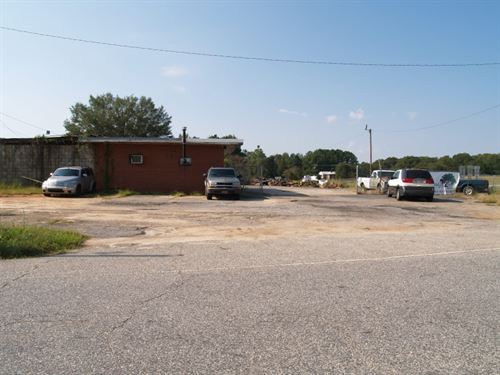 Commercial / Investment Opportunity : Pelzer : Anderson County : South Carolina