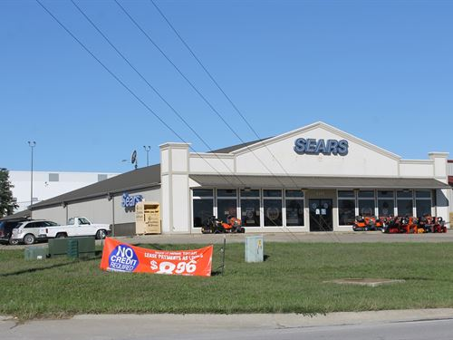 Commercial Building Cameron MO : Cameron : Dekalb County : Missouri