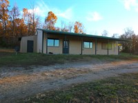 Possible Income Producing Property : Camp : Fulton County : Arkansas