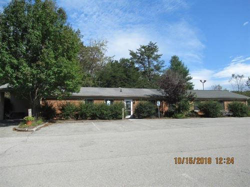Commercial Building in Floyd VA : Floyd : Virginia