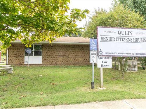 Qulin Apartments For Sale in Butle : Qulin : Butler County : Missouri