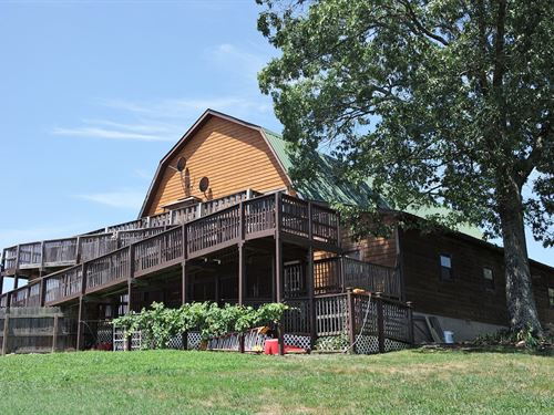 Apartment / Rental / B&B / Barn : Drury : Douglas County : Missouri