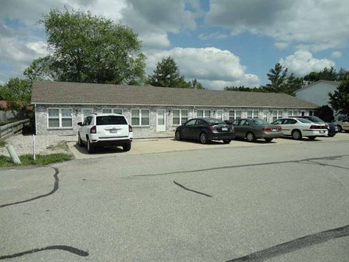 Apartment Buildings in Salem MO : Salem : Dent County : Missouri