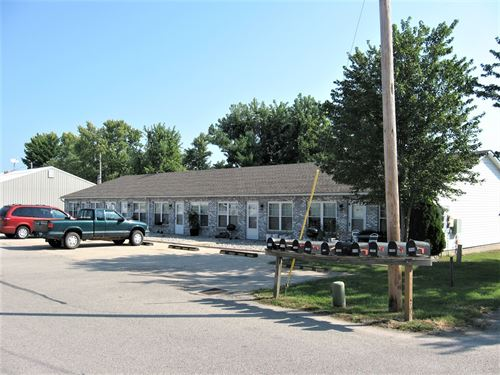 Investment Commercial Apartment : Salem : Dent County : Missouri