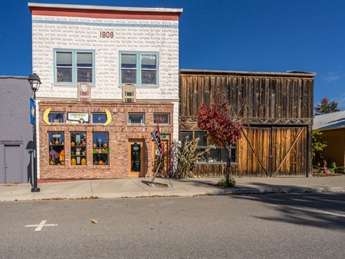 4000 Total Sqft, Retail/Commercial : Spirit Lake : Kootenai County : Idaho