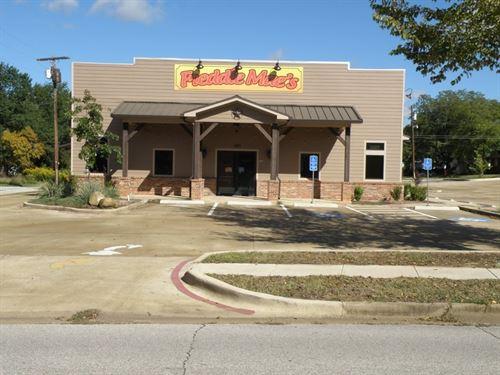 Tyler Restaurant, Less Than 2 Years : Tyler : Smith County : Texas