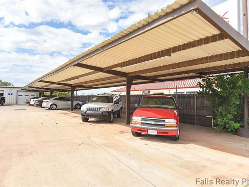 Commercial Property Lease Wichita : Wichita Falls : Wichita County : Texas
