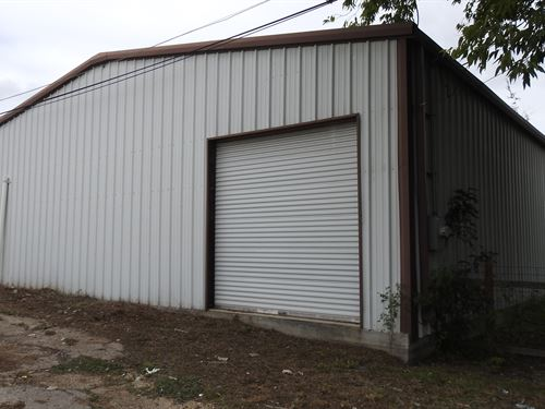 Warehouse, Zoned Commercial : Temple : Bell County : Texas