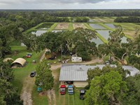 FL Grass Carp and Game Fish Farm : Center Hill : Sumter County : Florida