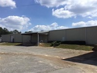 Industrial Space For Lease : Perry : Houston County : Georgia
