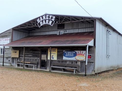 Furnished Bar, Dance Hall : Rosebud : Gasconade County : Missouri