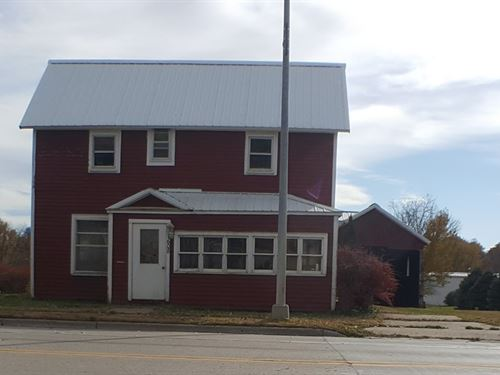 Auction, Commercial, Investor : Manning : Carroll County : Iowa