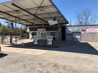 Commercial Building On .57 Acres : Cochran : Bleckley County : Georgia