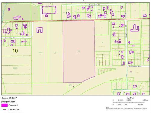 19 Acres Ready For Development : Gadsden : Etowah County : Alabama