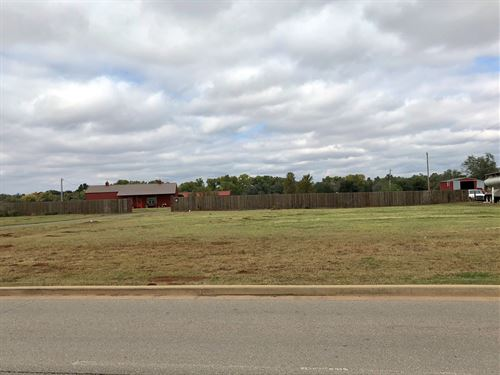 Commericial Lot For Sale : Elk City : Beckham County : Oklahoma