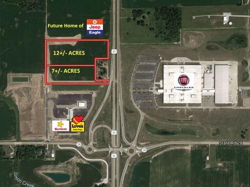 Sealed Bid Auction Com, Sites : Tipton : Indiana
