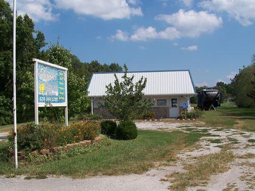 Commercial Building Erie, Kansas : Erie : Neosho County : Kansas