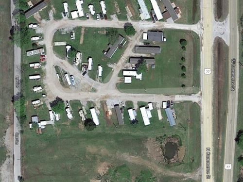 Investment Opportunity, Established : Ardmore : Carter County : Oklahoma