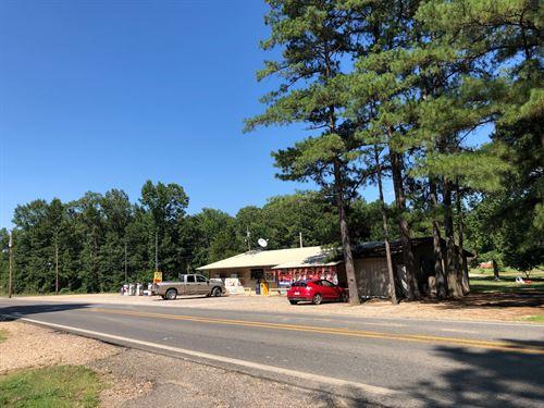 Commercial,C-Store,Grocery : Gurdon : Clark County : Arkansas